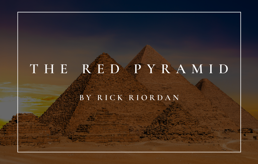 Reading Club: The Red Pyramid