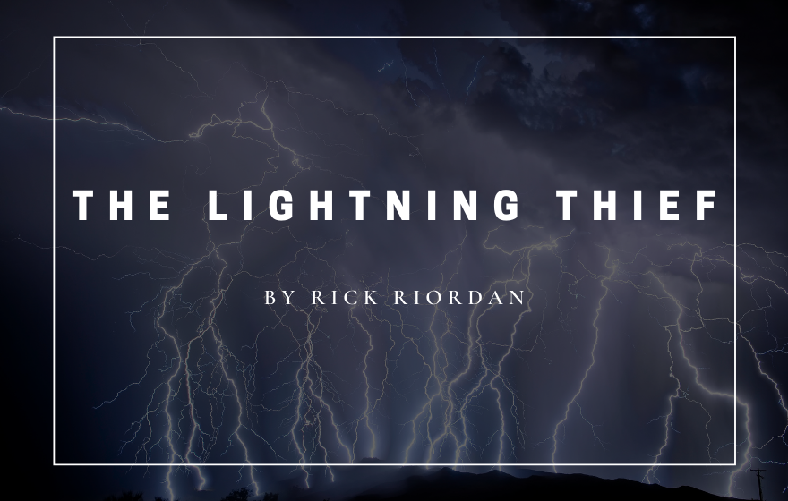 Reading Club: The Lightning Thief (Book 1)