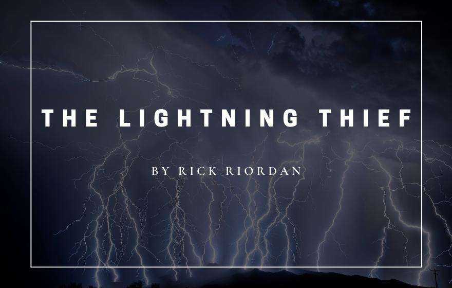 Reading Club: The Lightning Thief (Book 1)