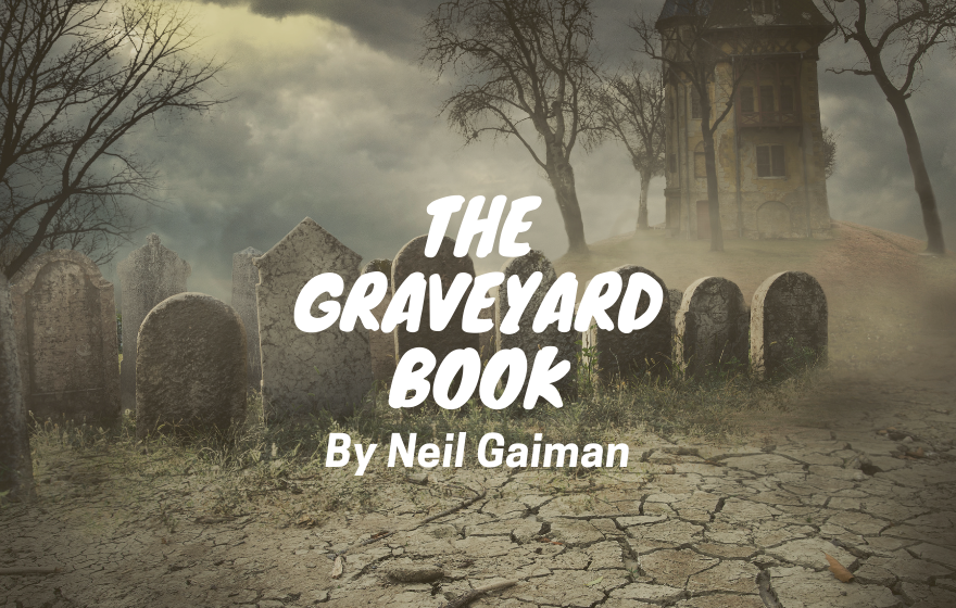 RC: The Graveyard Book