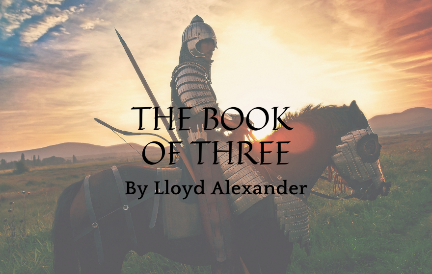 RC: The Book of Three
