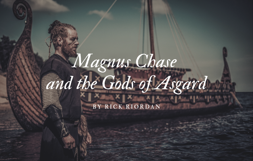 RC: Magnus Chase (Book 1)