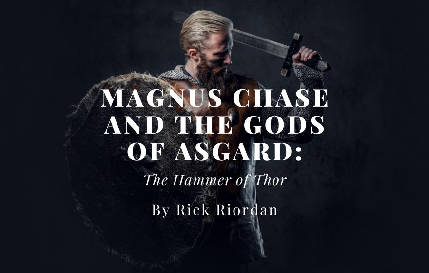 RC: Magnus Chase (2)