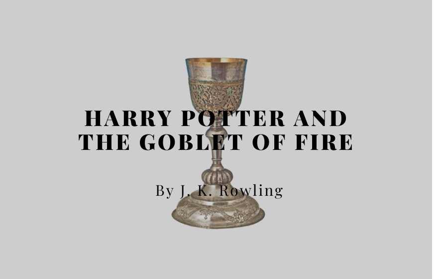 RC: Harry Potter and the Goblet of Fire