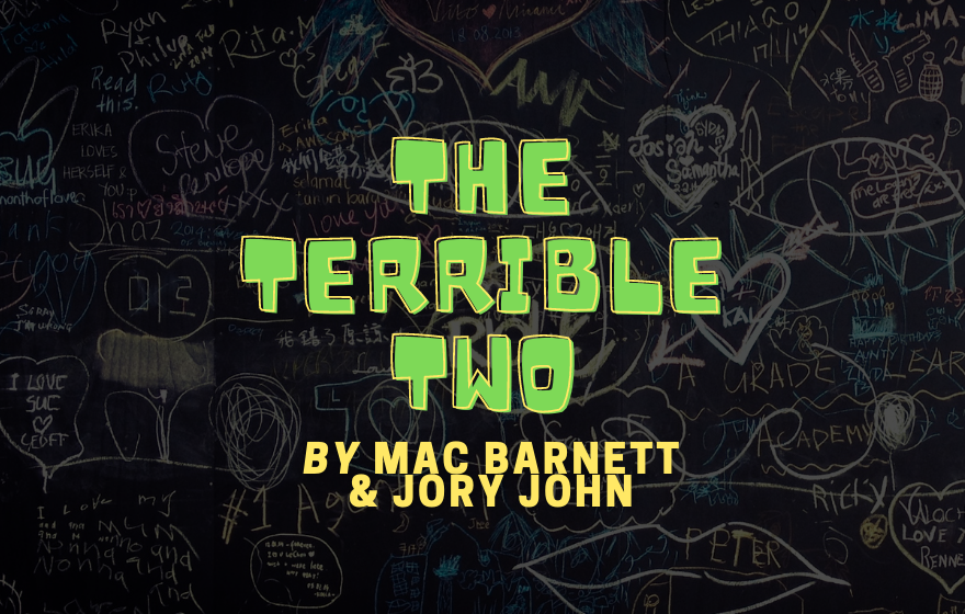 Reading Club: The Terrible Two