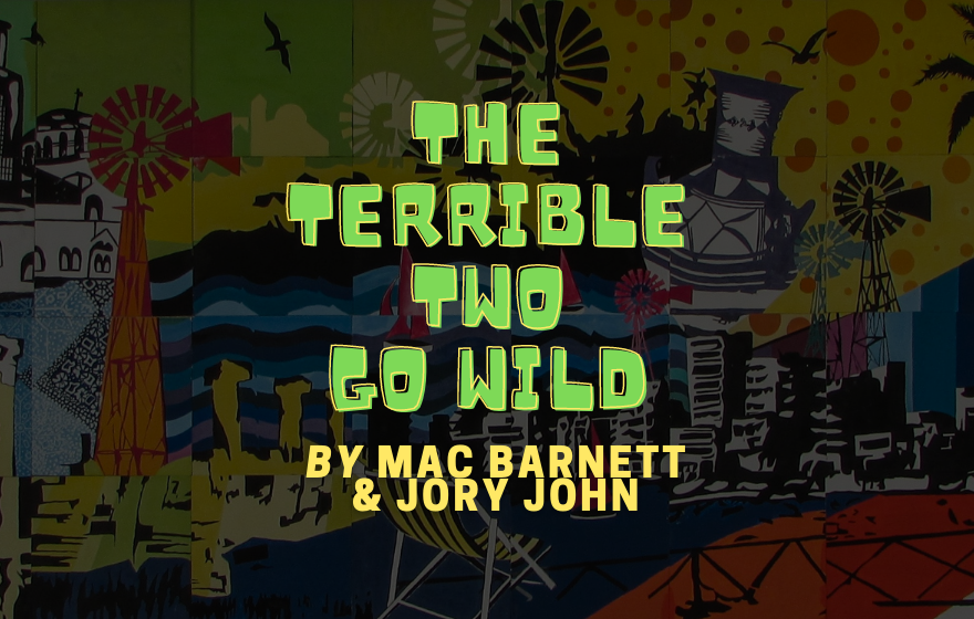 RC: The Terrible Two Go Wild (3)